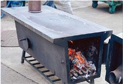 薪ストーブ暖炉&野外調理